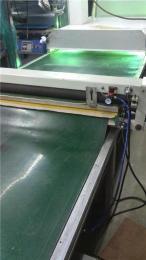 电子部品生产流水线皮带维修