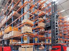 廣州鼎力壓入式貨架物超所值的選擇