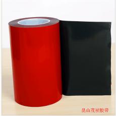 3M5962替代品 黑色亚克力双面胶带喷涂表面