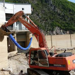 水上垃圾集中装置浮式拦污排价格