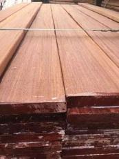 银口防腐木 银口木地板 银口木价格