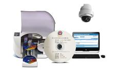 公共資源交易中心開評標數據光盤自動刻錄系