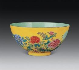 珐琅彩瓷收藏价值高吗