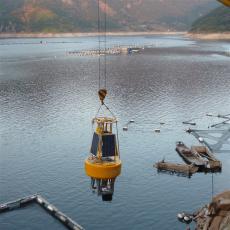 荆州水质监测浮标航道警示航标
