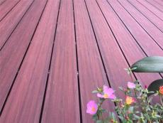 木塑地板景观栈道地板露台平台塑木共挤地板