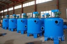 材料厂乙酸废水处理五级错流萃取