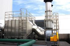 活性炭吸附廢氣處理設備/蘇州凈溪環境