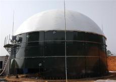 沼气工程搪瓷厌氧存储一体化设备