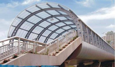 承德阳光板承德温室阳光板车雨棚大棚阳光板