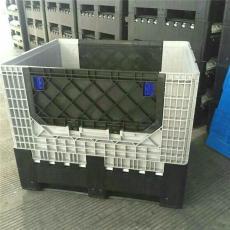 蘇州大型塑料卡板箱加工廠折疊卡板箱一體成
