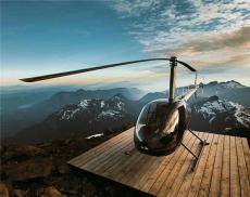 攀枝花直升机婚礼感觉高大上拉风直升机租赁