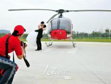 成都直升机飞行中心规模大必然超资阳直升机