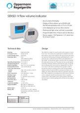 德国Oppermann Regelgerate温度变送器