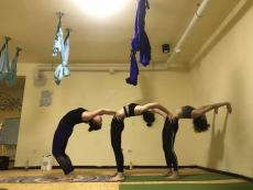 沈阳瑜伽教练培训好闺蜜给我推荐梵飞真不错