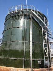 大型沼气设备搪瓷拼装罐