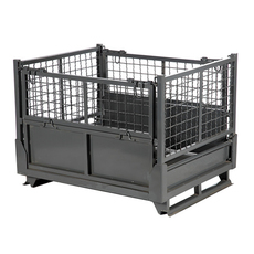 周轉箱汽車零部件倉儲籠可定制