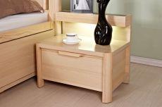 床頭柜價格 床頭柜尺寸 床頭柜選購
