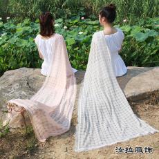 桐庐围巾加工厂 专业围巾 丝巾 披肩个性化