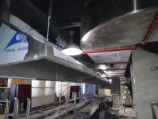 株洲酒店大型食堂廚房設備價格