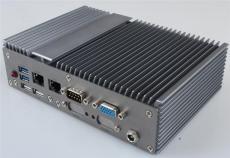 嵌入式无风扇工控机接口IO丰富 性能高低功