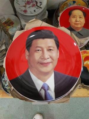 陶瓷纪念盘定制批发零售景德镇厂家