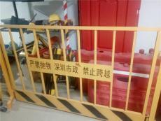 深圳工地用的各种护栏  基坑护栏生产厂家
