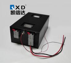 智能水下机器人动力锂电池组KXD120V80AH
