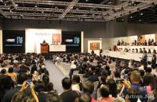 迪拜國際藝術品拍賣會