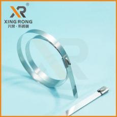供应兴荣XR-C超长自锁不锈钢扎带 任意长度