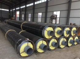 张家港市聚氨酯发泡保温材料生产线
