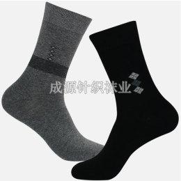 广东袜子织造厂生产贴牌OEM加工男袜