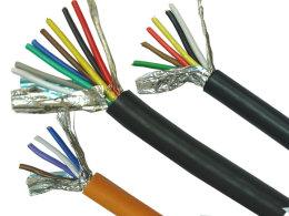 阻燃控制电缆ZRC-KHFV电源连接线路