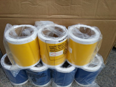 MAX彩貼機CPM-100HC白色碳帶SL-R102