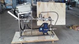 液体自动灌装200公斤大桶设备