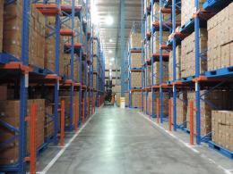 江门江海区电器厂仓库货架可上门测量规划