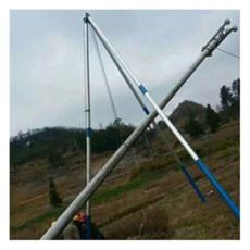 立15米电杆三角拔杆 电力三角拔杆价格