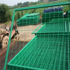 批发草绿色高速公路框架护栏网厂家当天发货