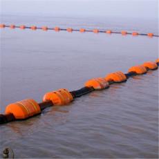 塑料輸泥管浮體河道疏浚浮筒批發