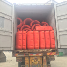 塑料管線浮子10寸抽沙管浮體批發