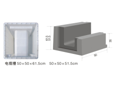 供应高速公路急流槽流水槽预制块塑料模具
