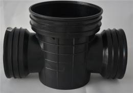 检查井流槽污水井HDPE 市政雨水污水井
