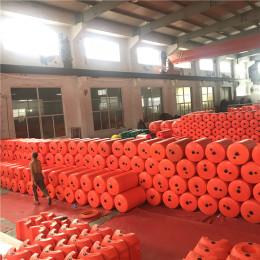 环海无动力自浮式拦污漂排生产厂家