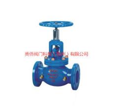 鑄鋼法蘭靜態平衡閥KPF-16C流量調節閥