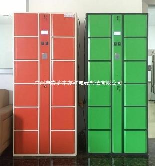 广州智能电子储物寄存柜超市存包柜批发厂家