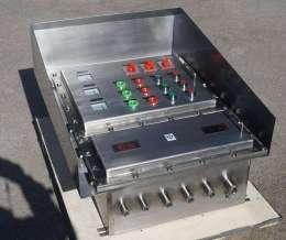 非标不锈钢防爆配电箱