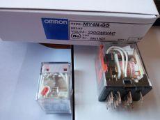 MY4N-GS歐姆龍微型功率繼電器