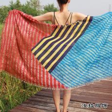 浙江圍巾生產廠家 汝拉服飾 專業圍巾生產廠