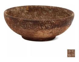 价值百万汉白玉碗 广州御藏国际