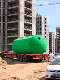 一体式混凝土化粪池厂家优质品质山东筑立