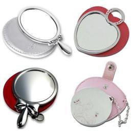 金属化妆镜制作石家庄广告礼品化妆镜生产厂